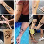 Tatuajes gema