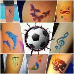 Tatuajes Purpurina